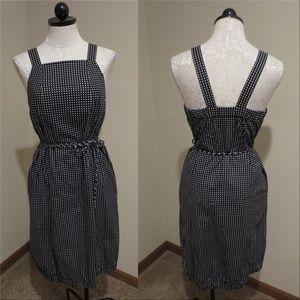 Kate Spade Saturday gingham print belted dress
